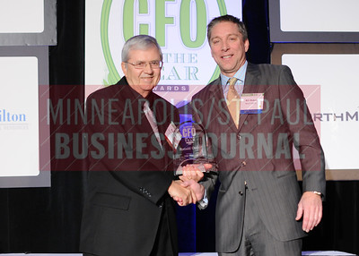 CFO of the Year 2009
