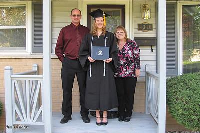 Amanda S - Graduation - 2009