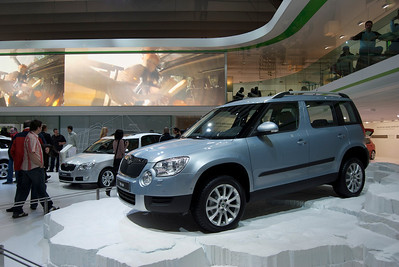 Geneva Auto Show 2009