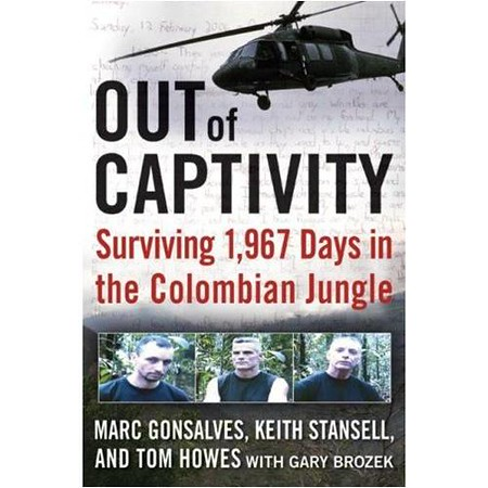2009 - February - Colombia - Meeting with rescued hostage Keith Stansell