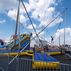 A bungee ride for kids