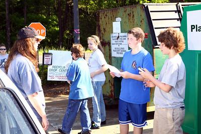 Recycling Center Interviews
