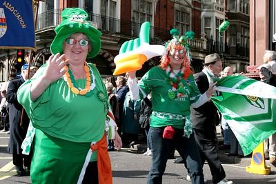 2009 St Patrick's Day Parade