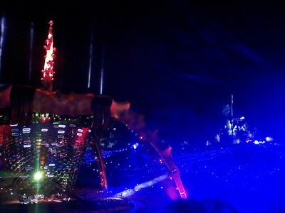 2009-10-25 U2 Concert at Rose Bowl