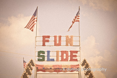 "07.31.13 = Having Fun Yet?  I think we all need a turn down the ""fun slide"".    ""Fun is good.""  Dr. Seuss"