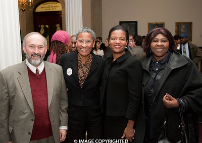 Dec. 10; 2009.Boston; MA. The Commonwealth Seminar's Year End Gathering at the Massachusetts State House.
