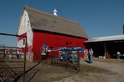 2009 campbells barn project