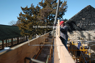 2009 rebuilding the Tennis Club House at Ken Brown Courts