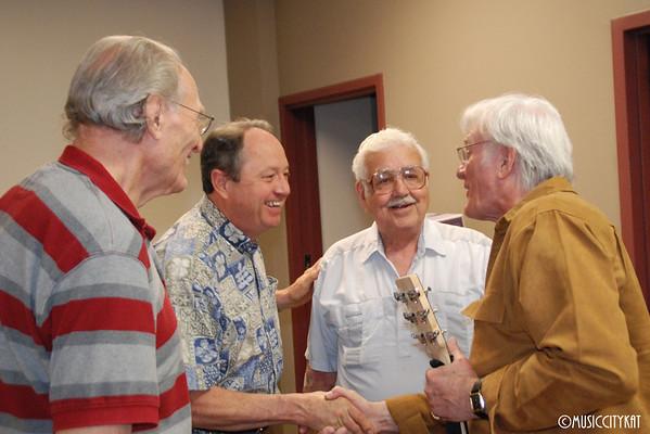 20090429 Legendary Songwriter Jerry Foster TSAI Guest at Belmont