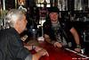 20091116 Orange Man Video Shoot_2 Campbell Brown w Mike Hendershot