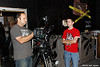 20091116 Orange Man Video Shoot_19 Kip Kubin w Jonathan Parris