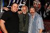 20091116 Orange Man Video Shoot_10 Tony Boatwright Jr w Chris Gantry w Sam Cooper
