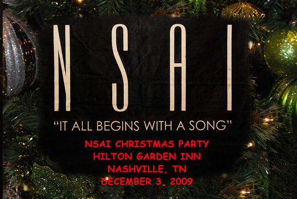 20091203 NSAI Christmas Party
