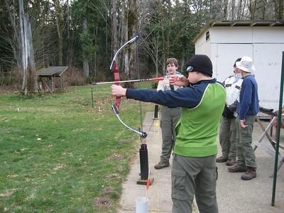Archery Camp - Dec 4-6