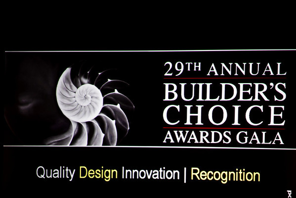 29th Annual Builder's Choice Awards Gala