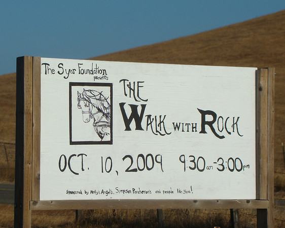 CELEBRATE ADVENTURE - THE WALK WITH ROCK