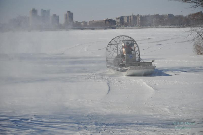 Ice Rescue Training - 2009