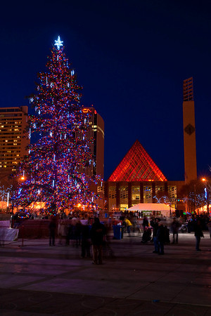 Christmas on the Square Holiday Light Up 2009