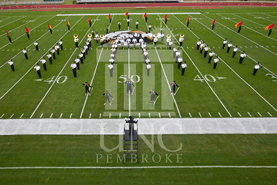 UNCP's Marching Band Group Shots on September 26th, 2009. mb_0019.jpg