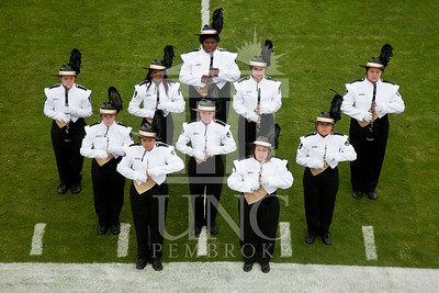 UNCP's Marching Band Group Shots on September 26th, 2009. mb_0086.jpg