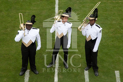 UNCP's Marching Band Group Shots on September 26th, 2009. mb_0100.jpg