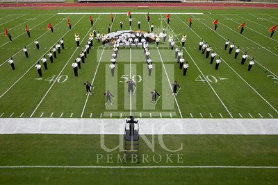 UNCP's Marching Band Group Shots on September 26th, 2009. mb_0024.jpg