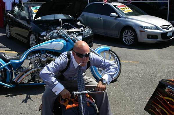 Mazda of Lakewood Racing Open House
