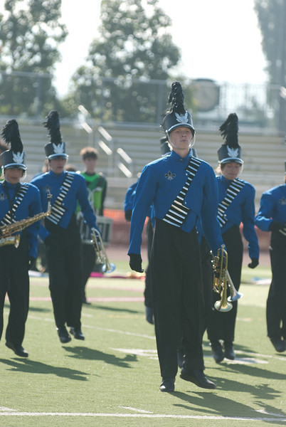 Mission Hills High Band Competition-4152