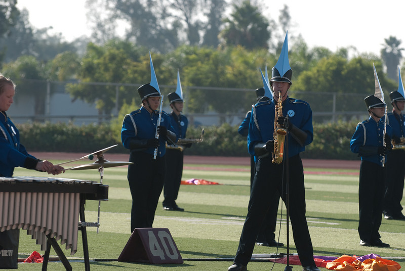 Mission Hills High Band Competition-4341