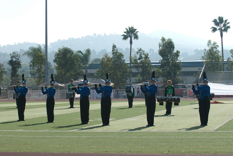 Mission Hills High Band Competition-4225