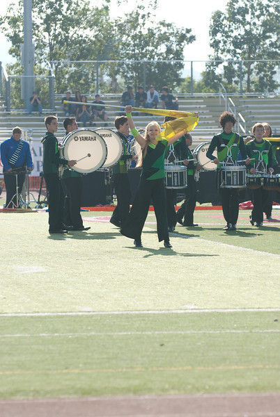 Mission Hills High Band Competition-4161