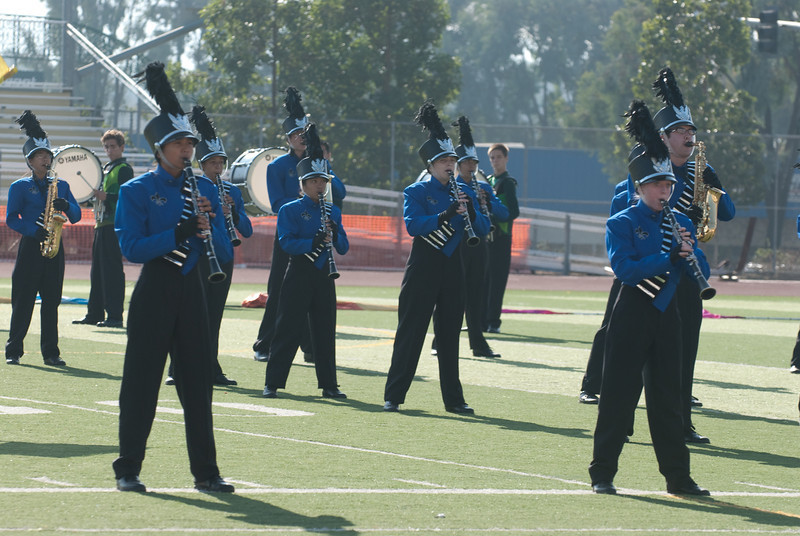 Mission Hills High Band Competition-4174