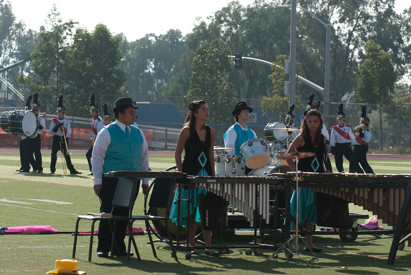 Mission Hills High Band Competition-4287