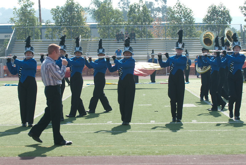 Mission Hills High Band Competition-4199