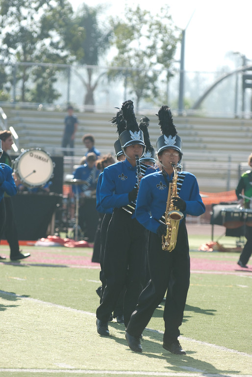 Mission Hills High Band Competition-4148