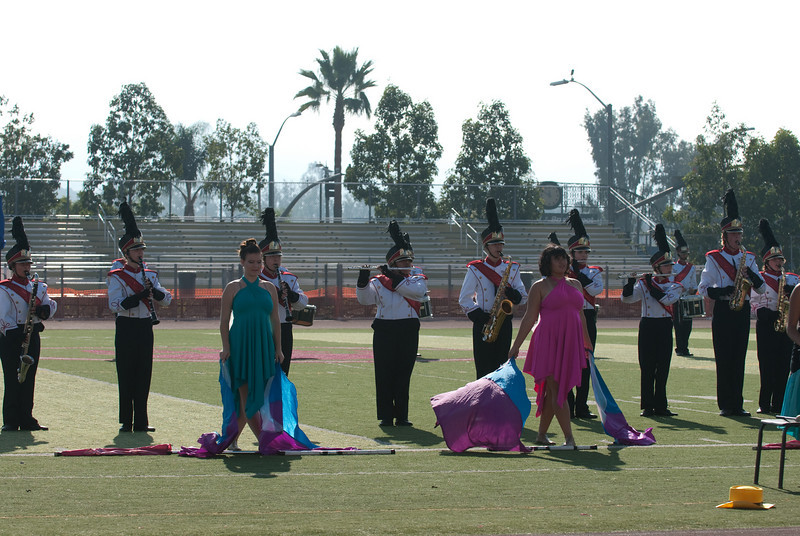 Mission Hills High Band Competition-4308