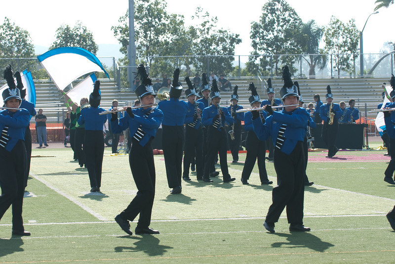 Mission Hills High Band Competition-4207