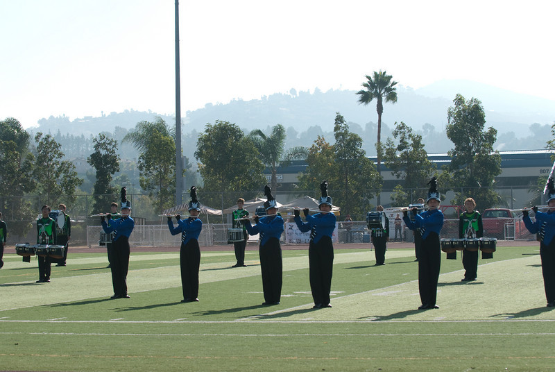Mission Hills High Band Competition-4226