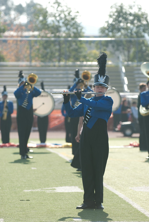 Mission Hills High Band Competition-4144