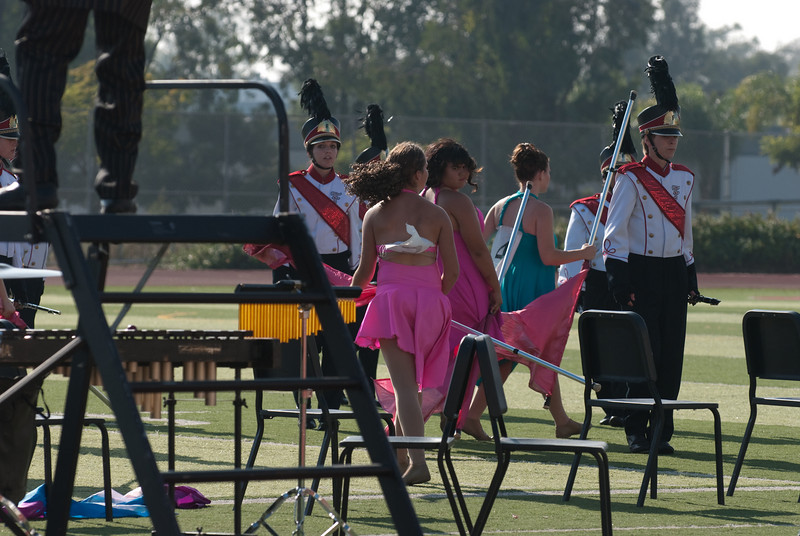 Mission Hills High Band Competition-4317