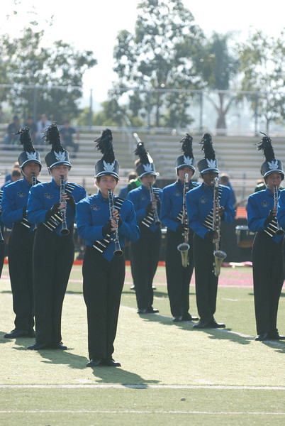 Mission Hills High Band Competition-4155