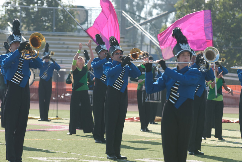 Mission Hills High Band Competition-4263