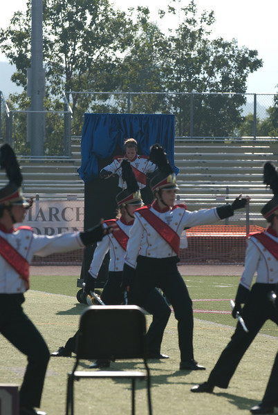 Mission Hills High Band Competition-4310