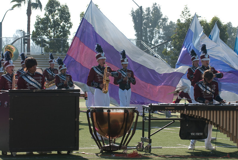 Mission Hills High Band Competition-4283