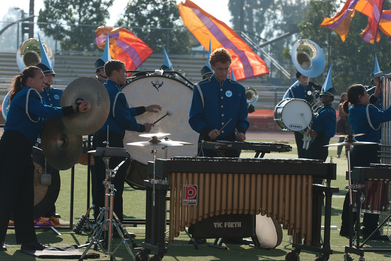 Mission Hills High Band Competition-4327