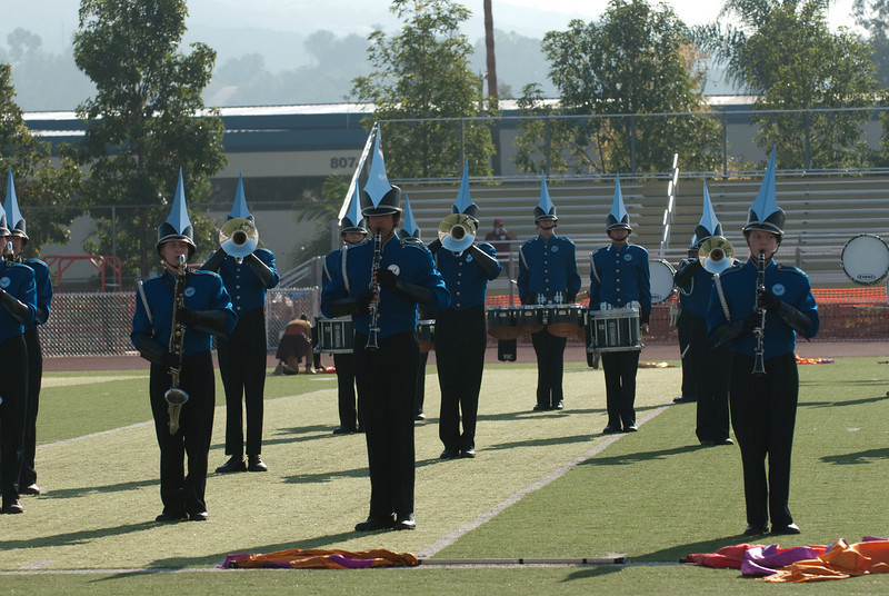 Mission Hills High Band Competition-4336