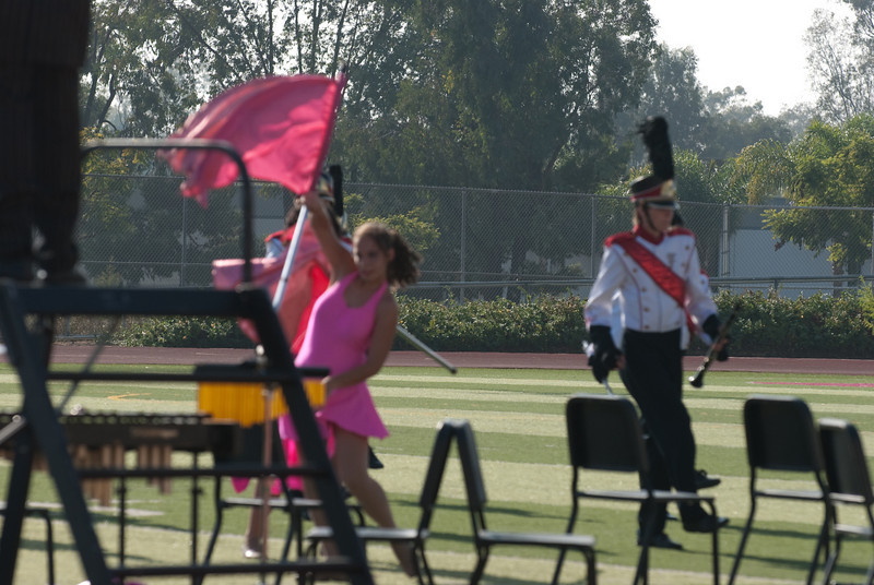 Mission Hills High Band Competition-4316