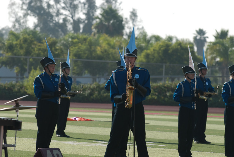 Mission Hills High Band Competition-4340
