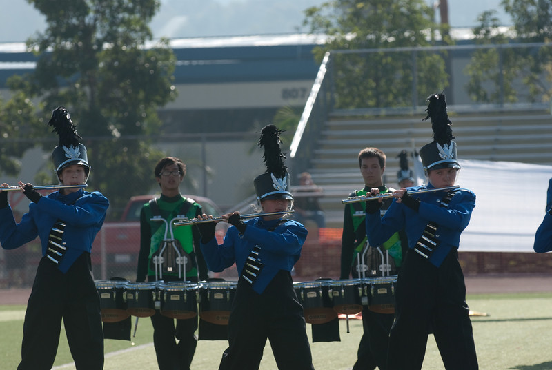 Mission Hills High Band Competition-4229
