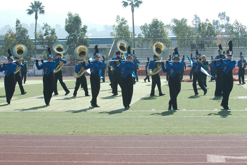 Mission Hills High Band Competition-4214